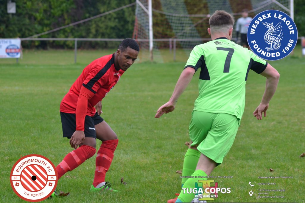 It was a determined display despite defeat to Alresford