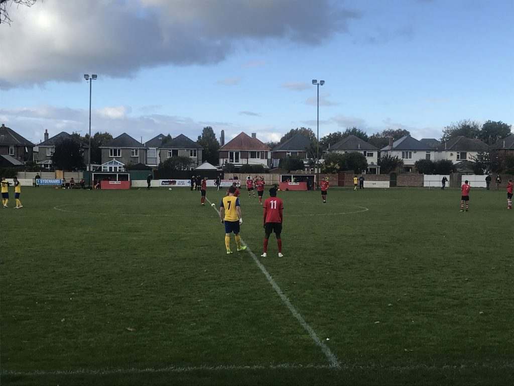 Poppies through in FA Vase after penalty shootout win over Blackfield & Langley