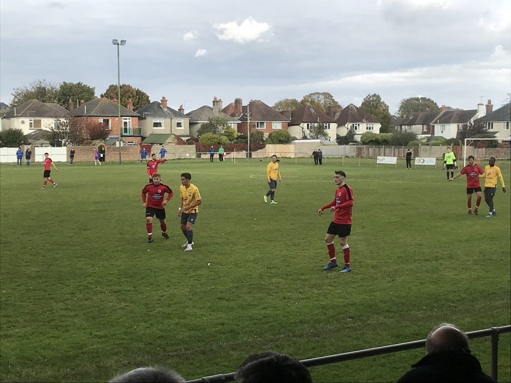 Poppies earn point in tight game with Fleet Town